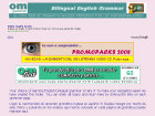 Bilingual English Grammar